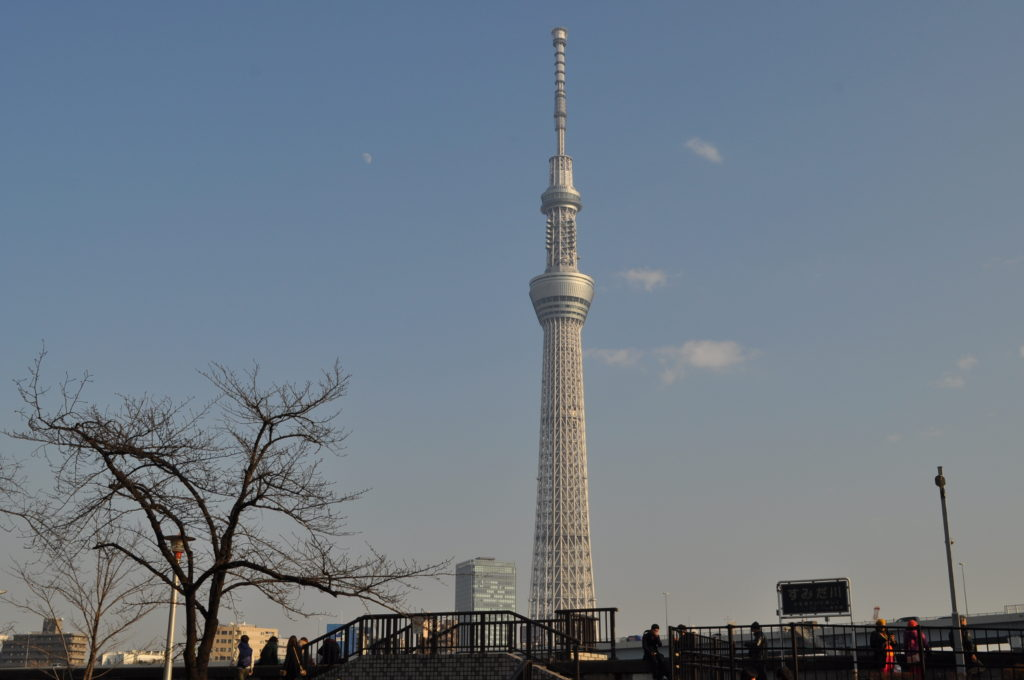 Tokyo-Sky-tree-Japan-observatory-tall-building
