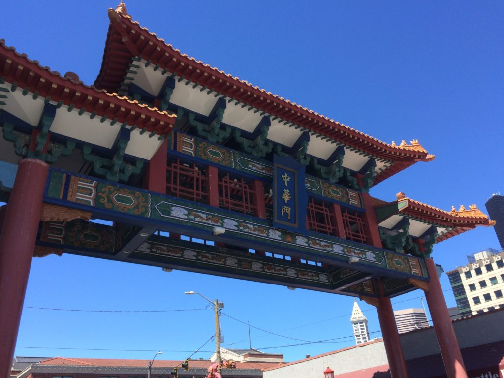 seattle-washington-emerald-city-china-town-chinese-gate-dim-sum-dumplings-asian